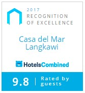 Hotelscombined Recognize Casa Del Mar Langkawi Amongst The Best