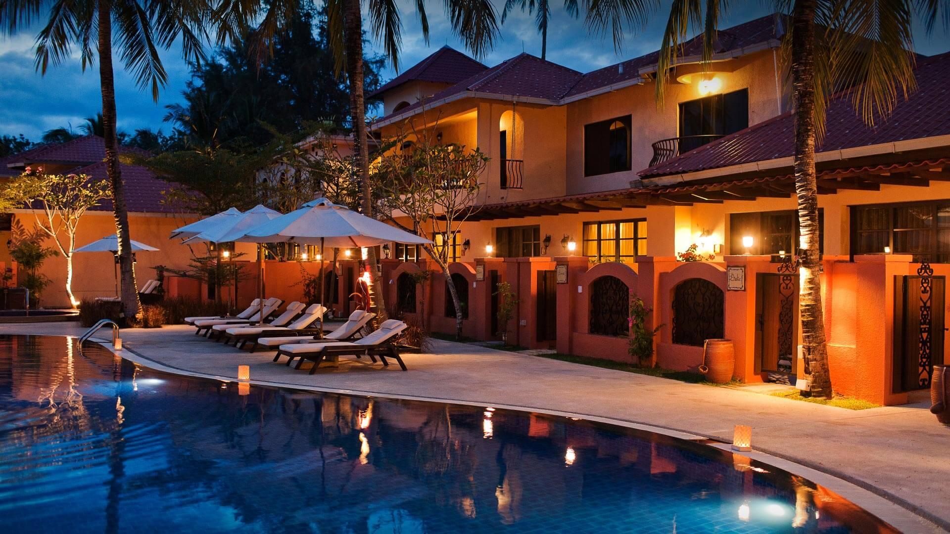 Langkawi Hotel Casa Del Mar Resort In Pantai Cenang